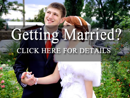Getting Married in Leesburg, Virginia