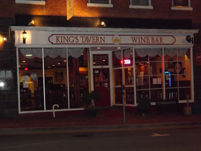 Kings Court Tavern, A British Pub, Leesburg, Virginia