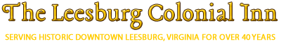 The Leesburg Colonial Inn Logo